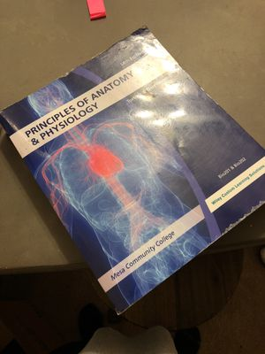 Principles of Anatomy and Physiology for Sale in Saint Charles, MO ...