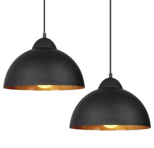 Adjustable Pendant Lights Fixtures - DECKEY Pendant Lighting for Kitchen Island/Bedroom/Living Room with Classic Vintage Industrial Metal Lampshade - for Sale in San Diego, CA
