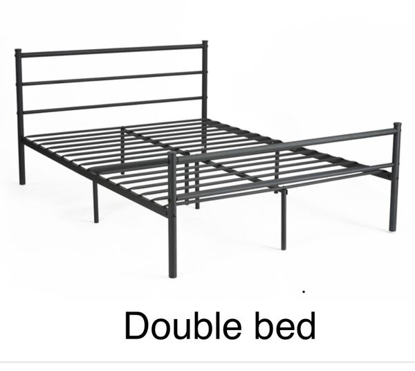 Double Size Metal Bed Frame For Sale In Sacramento CA