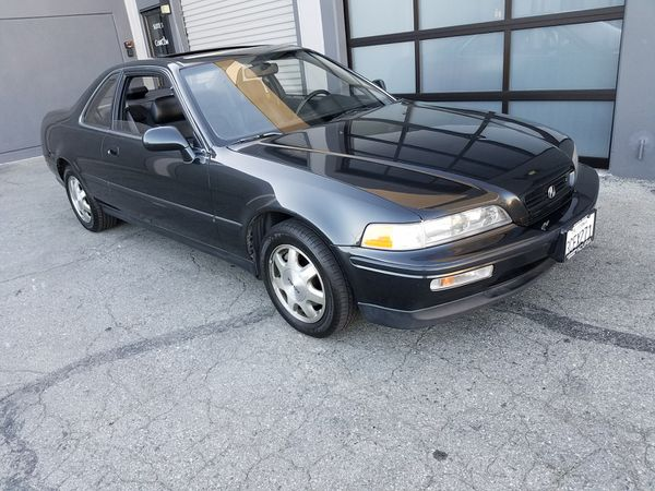 Acura Legend For Sale >> Mint Rare 1992 Acura Legend Coupe For Sale In Redwood City Ca
