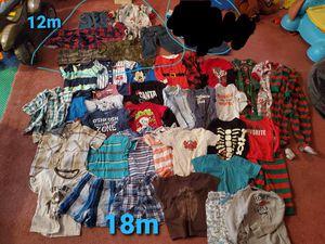 Photo 12-18 month clothes lot