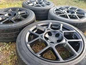 Photo Tl Type S wheels / rims