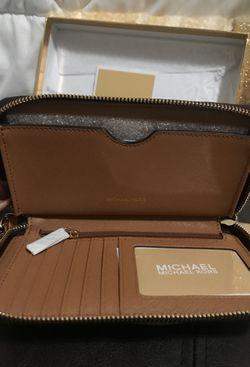 Michael Kors Wallet Wristlet Thumbnail