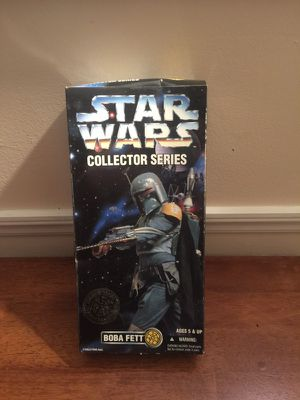 "Star Wars Collector Series 12"" Figure Boba Fett for Sale in Winter Park, FL"