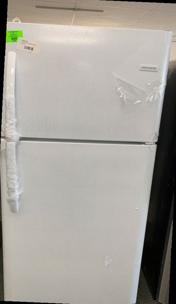 Brand new Frigidaire FFTRTW refrigerator