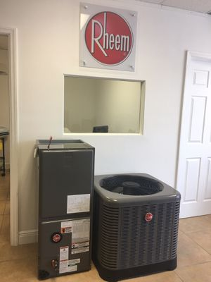 Ac sales central home air conditioner, package unit movil home style , mini splits for Sale in Orlando, FL