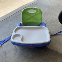 Baby/toddler Portable High Chair Thumbnail