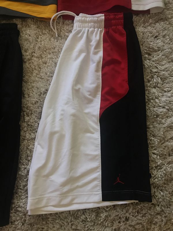 360bba4a5a5f Jordan Basketball Shorts 2XL for Sale in Montclair