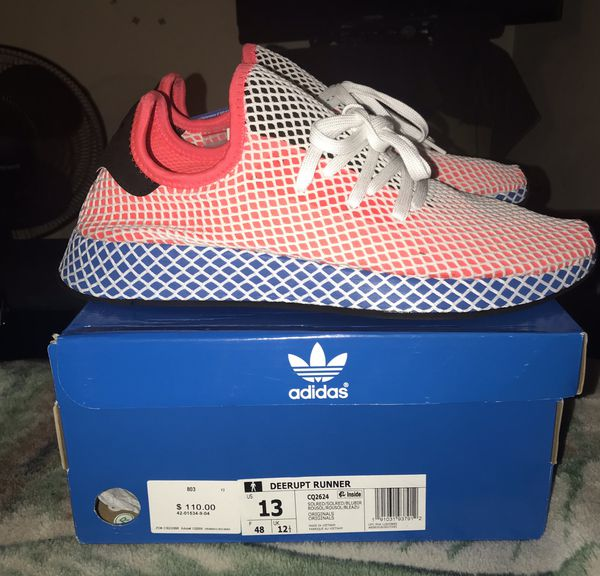 4e6304be87b4f ADIDAS DEERUPT RUNNER SZ 13 DS for Sale in San Jose