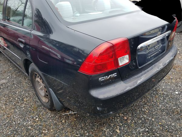 2003 Honda Civic 4 Door Parts Anything U Need Let Me Know