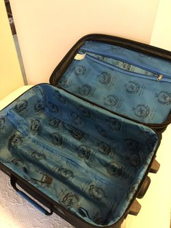 ROLLING SUITCASE and MATCHING SHOULDER BAG Thumbnail