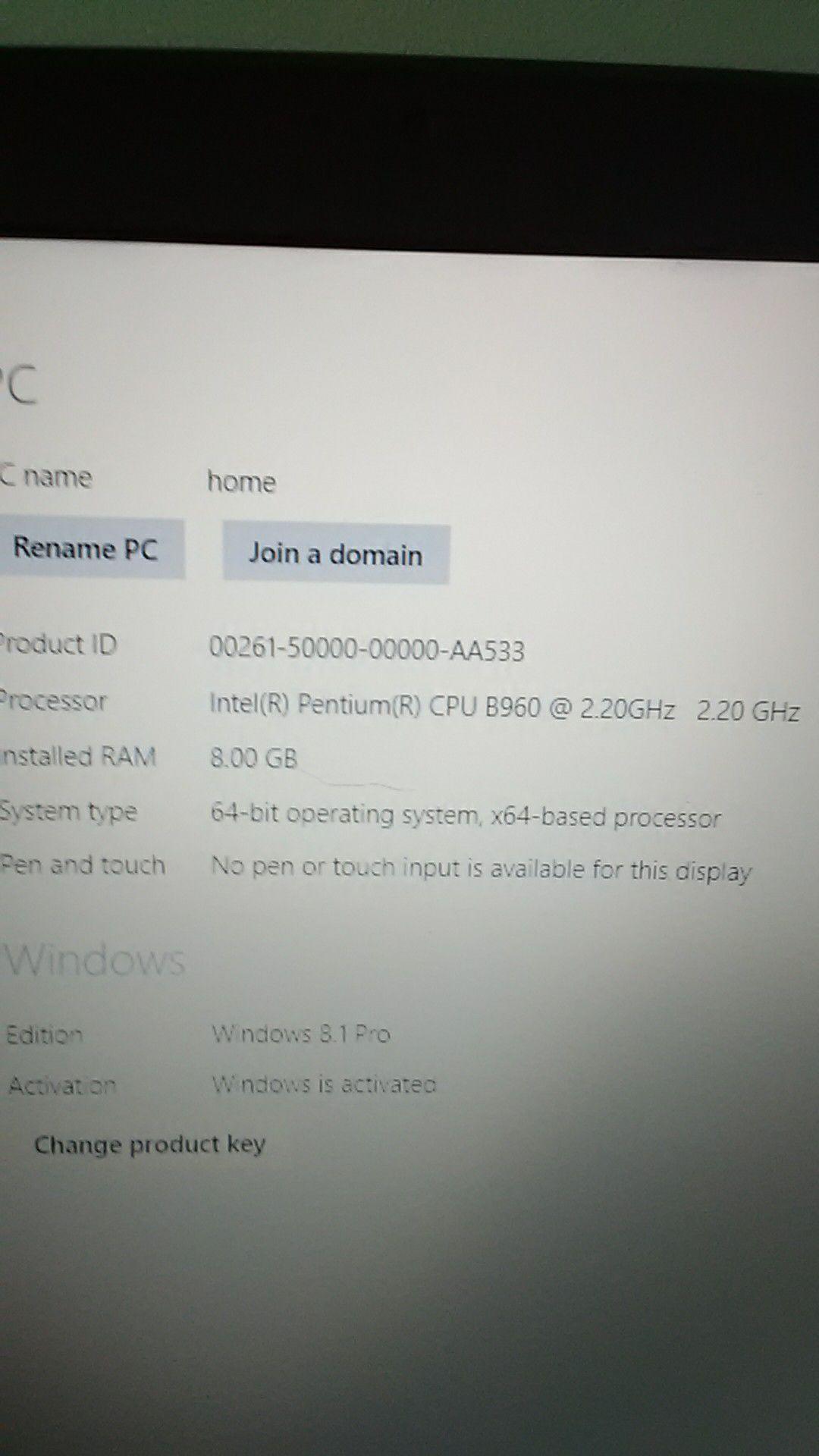 Asus x54c 500gb