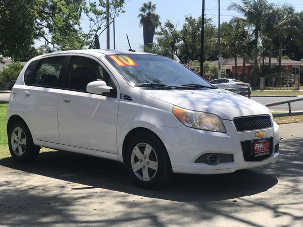 2010 Chevrolet Aveo Hatchback For Sale In Long Beach Ca Offerup