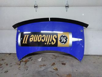Used in race Nascar GE Silicon race car trunk deck Thumbnail
