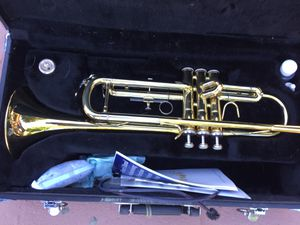 Trumpet- JUPITER 1 year barely used. for Sale in West Palm Beach, FL