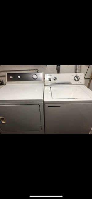 Lavadora y secadora for Sale in Silver Spring, MD