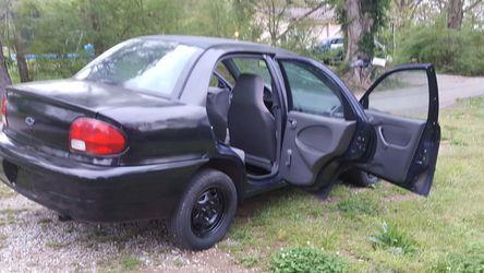 1998 Chevrolet Metro Thumbnail