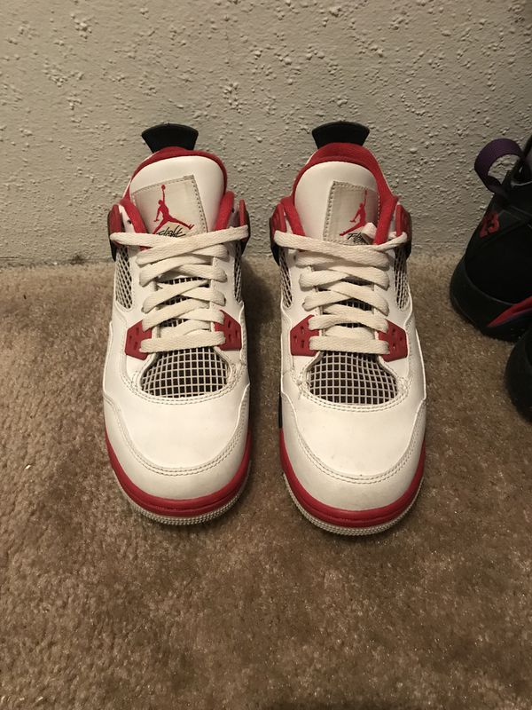 bb1c66e08b851f Jordan Fire Red 4s for Sale in Houston
