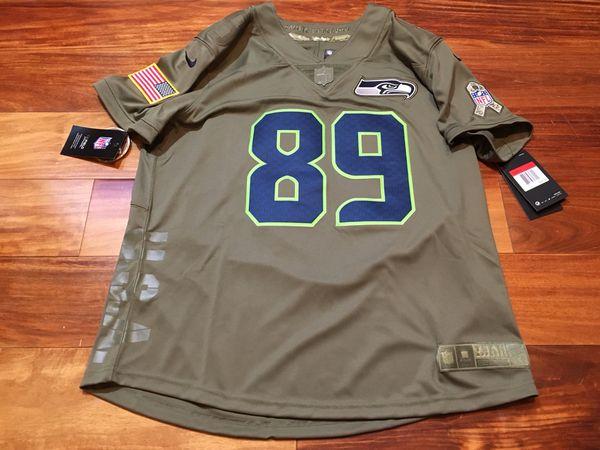 best website 5bdef 0e30d Nike Womens Seattle Seahawks Salute To Service Stitched Jersey Baldwin SZ  M, L, 2XL 160 for Sale in Seattle, WA - OfferUp