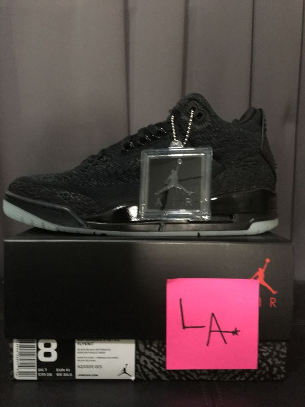 huge discount 97bf9 e8bc8 Air Jordan 3 Flyknit size 8 DS for Sale in Modesto, CA - OfferUp