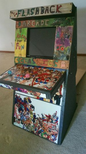Arcades In Mn >> New And Used Arcade Games For Sale In St Paul Mn Offerup