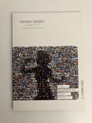 Mercedes Benz harmankardon speaker demo disc for Sale in Boston, MA