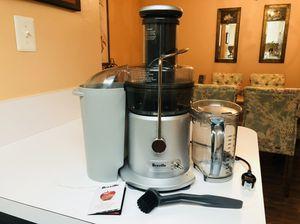 Breville Juicer for Sale in Leesburg, VA
