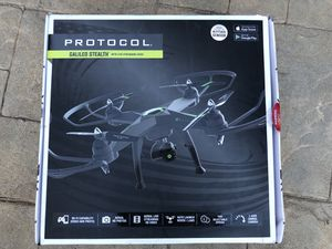 Protocol Stealth Drone w/ Live Streaming for Sale in Los Angeles, CA