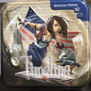 Timeline American History Game for Sale in Ashburn, VA