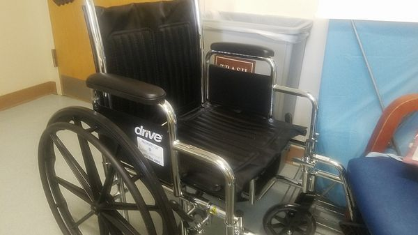 Drive wheelchair brand new for Sale in Moreno Valley, CA - OfferUp