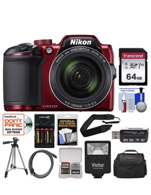 Nikon B500 Coolpix Camera for Sale in Sykesville, MD