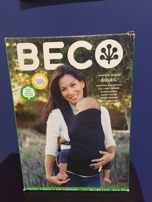 Beco Soleil Carrier - Like New for Sale in Alexandria, VA