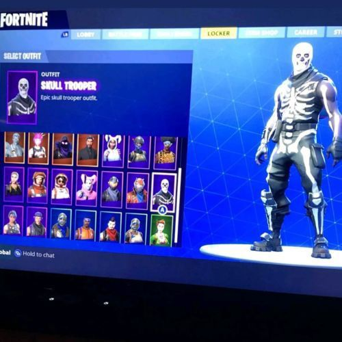 Photo Rare limited editions skins for sale if u would like to buy my account, I play fortnite so much that I got tired of it idk if yall feel the same