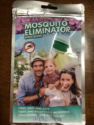 Mosquito repellent bracelets for Sale in Sanford, FL