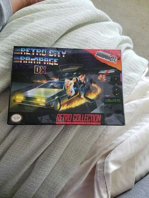 Retro City Rampage Dx : Retro Collection for Sale in Los Angeles, CA