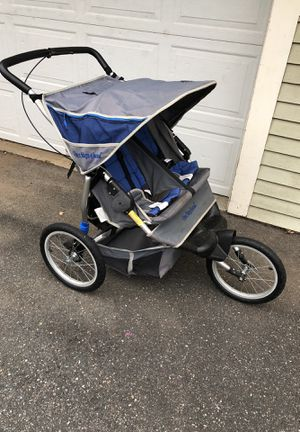 Double jogging Stroller - $90 for Sale in Danvers, MA
