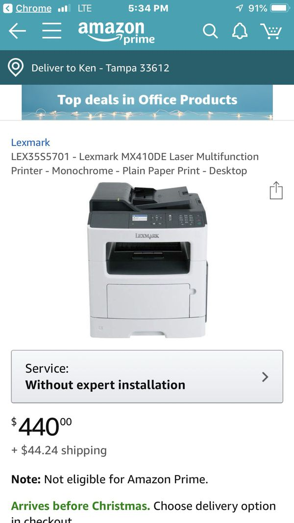 New and Used Printer for Sale in Lakeland, FL - OfferUp