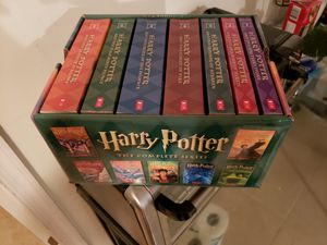 Harry Potter: The Complete Series Boxed Set 1-7 (Paperback) by J. K. Rowling for Sale in Triangle, VA