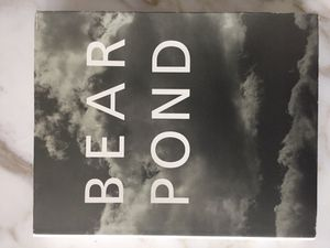 Bear Pond book by Bruce Weber for Sale in New York, NY