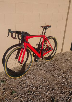 Photo Specialized Tarmac SL5 Carbon Road Bike