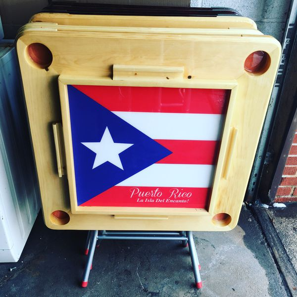 Puerto Rico Domino Table For Sale In Perth Amboy Nj Offerup
