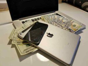 C@SH-4-Macbooks-Galaxy-&More! for Sale in Salt Lake City, UT