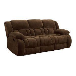 Weissman Casual Pillow Padded Reclining Sofa for Sale in Atlanta, GA