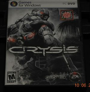 Crysis (PC Edition) for Sale in Las Vegas, NV