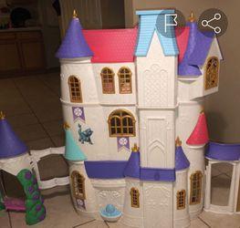3 story Princess castle Thumbnail