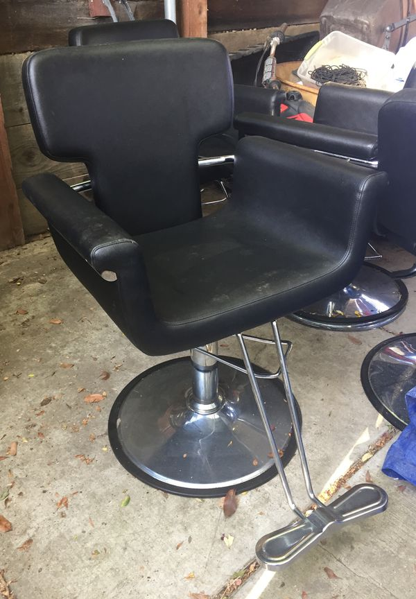Used Salon Chairs >> Salon Chairs For Sale In Temecula Ca Offerup
