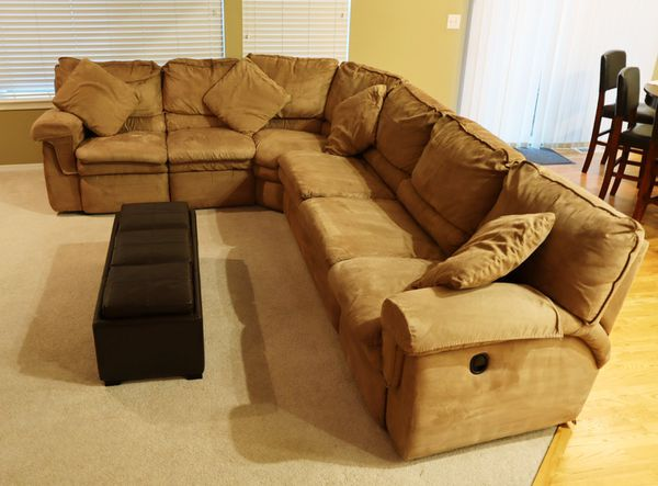 Prime Couch With Hidebed La Z Boy 5 Piece Sectional For Sale In Puyallup Wa Offerup Ibusinesslaw Wood Chair Design Ideas Ibusinesslaworg