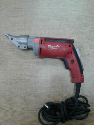 Milwaukee 6.8 Amp 18-Gauge Shear for Sale in Baltimore, MD
