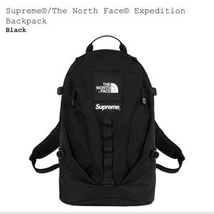 Supreme/The North Face Expedition Backpack Black for Sale in Silver Spring, MD