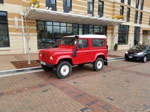Land rover Defender 1992 for Sale in Kensington, MD